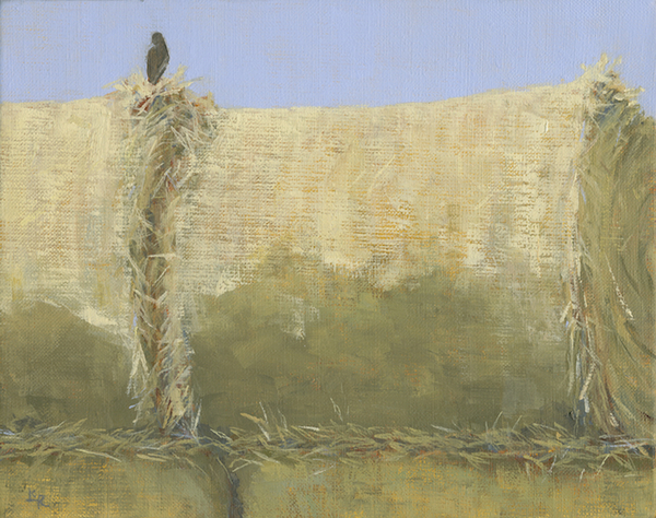 The Mead Ranch, Hawk on Hay